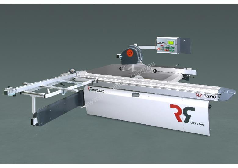 New Robland Panel Saw for sale - Robland NZ 3800 Axis Ergo Panel Saw ...
