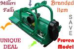Flail Mower 1840mm, 370kg, 3 point linkage + PTO**