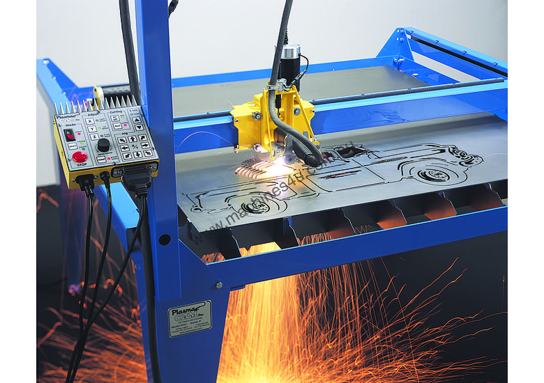 New Plasmacam Plasma Cutters - CNC for sale - COMPACT 1200 x 1200mm ...