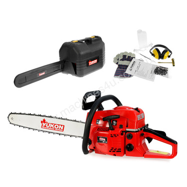 ZJ-5200 2-Stroke Chainsaw with Carry Case