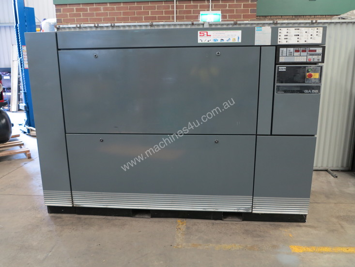 ... Atlas Copco GA55 45-70Hp Screw Compressor in Perth, WA Price: $5,500
