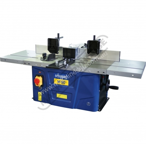 New scheppach hf 50 router tables in melbourne brisbane for Best horizontal router table
