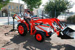 Kubota 02 Series 2002DT 24hp includes 4 in 1 FEL