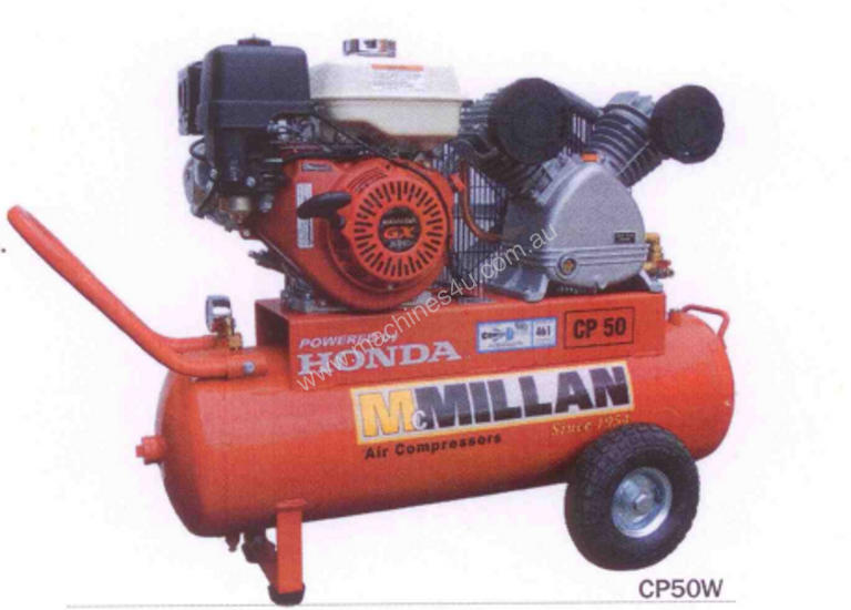 New Mcmillan CP50W Portable Petrol Compressors in ...