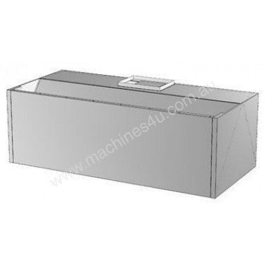 Culinaire SPEH.BH.T1 Box Hood - Type 1 no make-up