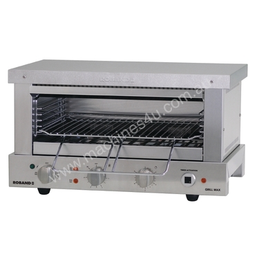 Roband Wide Mouth Toaster Grill