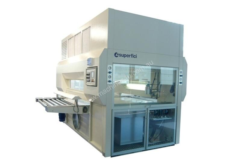 New Superfici Finishing Machines Painting Systems In Kings
