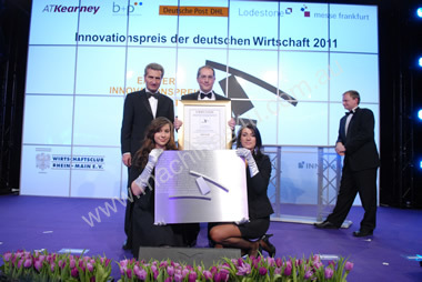 Wacker Neuson wins German Industry Innovation Award