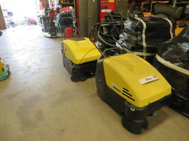 KARCHER KSM750 B SWEEPER - picture5' - Click to enlarge