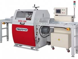 SOC-100 SEMI OPTIMISING DOCKING SAW - picture0' - Click to enlarge