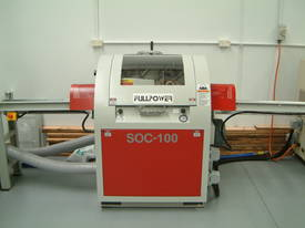 SOC-100 SEMI OPTIMISING DOCKING SAW - picture2' - Click to enlarge