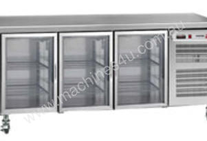 Glass Door Refrigerated Counters MFP-180C FP GD or