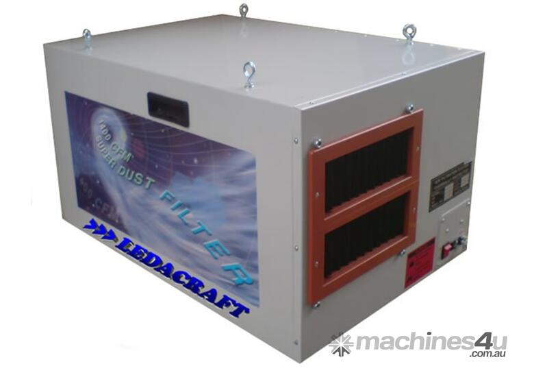LEDACRAFT CTI-1400 OVERHEAD AIR FILTERING BOX