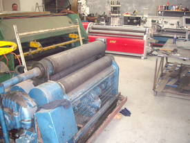 PLATE ROLLS DAVI MCA 4 ROLLS CNC PRODUCTION - picture2' - Click to enlarge