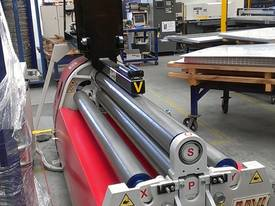 PLATE ROLLS DAVI MCA 4 ROLLS CNC PRODUCTION - picture3' - Click to enlarge