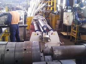 PLATE ROLLS DAVI MCA 4 ROLLS CNC PRODUCTION - picture6' - Click to enlarge