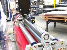 PLATE ROLLS DAVI MCA 4 ROLLS CNC PRODUCTION - picture11' - Click to enlarge