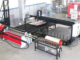 PLATE ROLLS DAVI MCA 4 ROLLS CNC PRODUCTION - picture13' - Click to enlarge