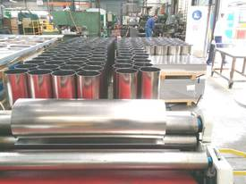 PLATE ROLLS DAVI MCA 4 ROLLS CNC PRODUCTION - picture19' - Click to enlarge