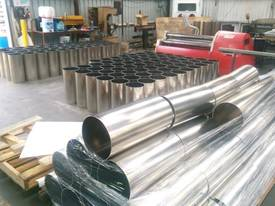 PLATE ROLLS DAVI MCA 4 ROLLS CNC PRODUCTION - picture20' - Click to enlarge
