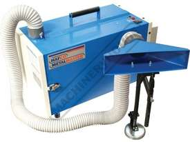 WE-100 Welding Fume Extractor  Captures up to 99.97% of 0.3 Micron Noxious Fumes - picture0' - Click to enlarge