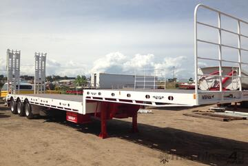 BRAND   Freightmore 2021 Drop Deck Widener Finance available