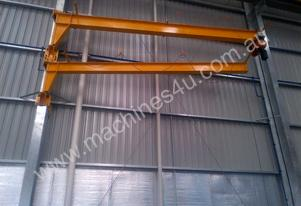 James Crane Wall mounte Jib crane