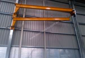 James Crane WALL MOUNTED JIB CRANE