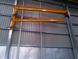 WALL MOUNTED JIB CRANE - picture0' - Click to enlarge