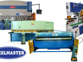 STEELMASTER SHEETMETAL FABRICATION MACHINERY - picture5' - Click to enlarge