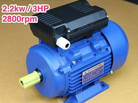 2.2kw/3HP 2800rpm 24mm shaft motor single-phase - picture0' - Click to enlarge