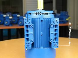 2.2kw/3HP 2800rpm 24mm shaft motor single-phase - picture3' - Click to enlarge