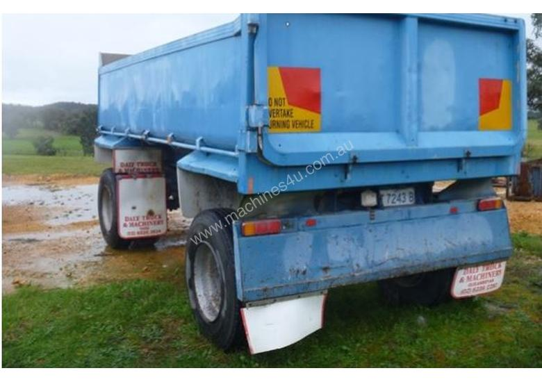 Used Hamelex White Hamelex Dog Tipping Trailers In Yass Nsw