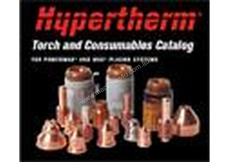 Hypertherm Consumables Kinetic Farley PCS