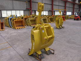 2017 SEC 12ton Mechanical Grapple ZX120 / ZX135 - picture1' - Click to enlarge