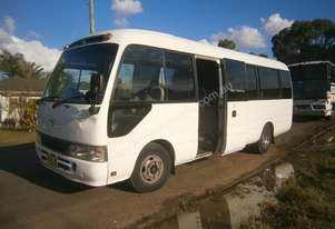 TOYOTA COASTER MINICOACH, 2003 MODEL