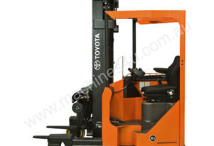 BT Reflex AC FRE270 Four-Way Reach Forklift