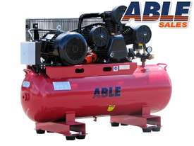Electric Air Compressor 415Volt 160 Litre 42CFM 145PSI MEPS Compliant - picture0' - Click to enlarge