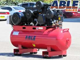Electric Air Compressor 415Volt 160 Litre 42CFM 145PSI MEPS Compliant - picture1' - Click to enlarge
