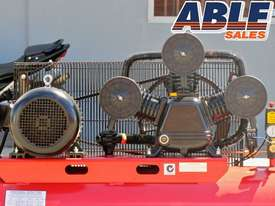 Electric Air Compressor 415Volt 160 Litre 42CFM 145PSI MEPS Compliant - picture9' - Click to enlarge