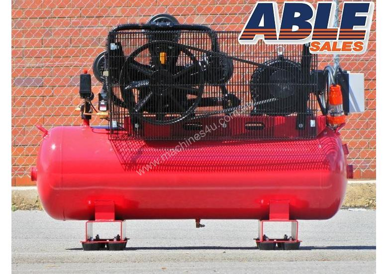 Electric Compressor 415Volt 160 Litre 42CFM 145PSI MEPS Compliant