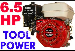 Engine 6.5-hp TOOL POWER New with straight shaft**