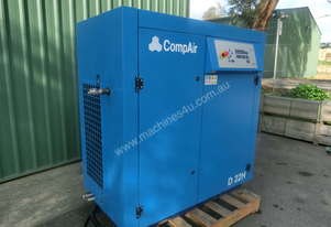 CompAir OIL FREE Rotary Screw Compressor