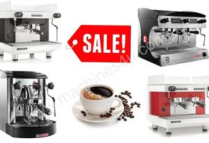 Coffee Machines - Cafe Equipment- Catering Equip