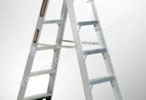 GORILLA 1.8M (6FT) SM0060I ALU 150KG D/SIDE LADDER