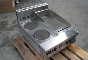 Commercial Stainless Steel Electric Hotplate