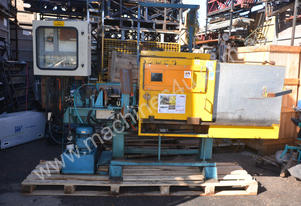 Rotational lathe welding machine cw high current r