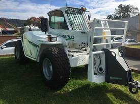 Merlo P60.10 - 6 Tonne Telehandler - picture17' - Click to enlarge