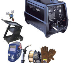 Uni-Mig Mini Mig 180 MIG Welder Value Bundle