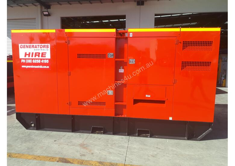 $10,000 ! Price Drop Used Ex Hire Generators Australia 200kVA